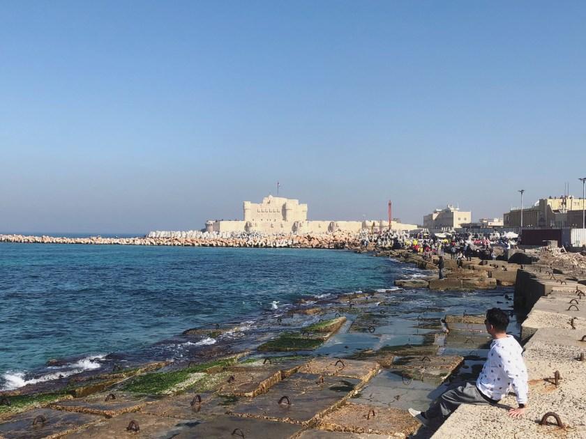 Citadel of Qaitbay 1