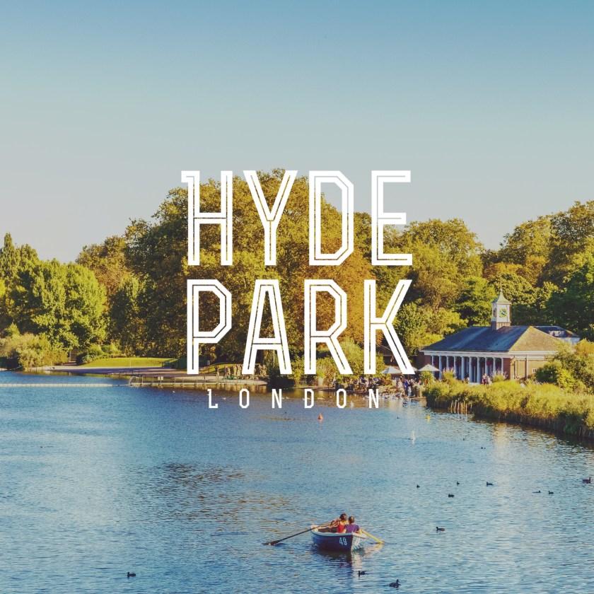 Hyde Park, London 1