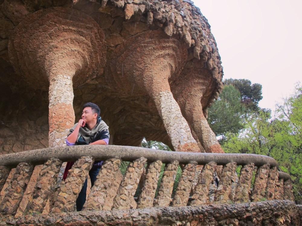 Park Guell, Barcelona 2