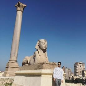 Serapeum and Pompey's Pillar 3