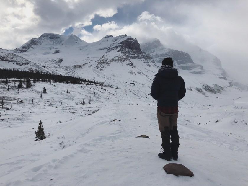 4 Athabasca Glacier forefield