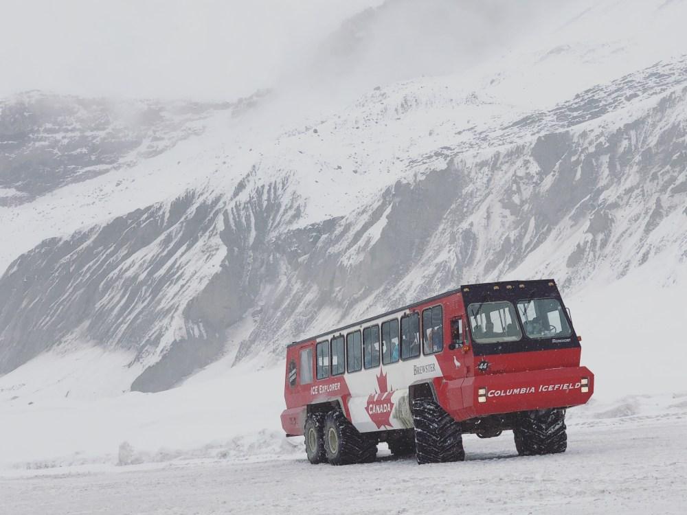 7 Icefield Adventure