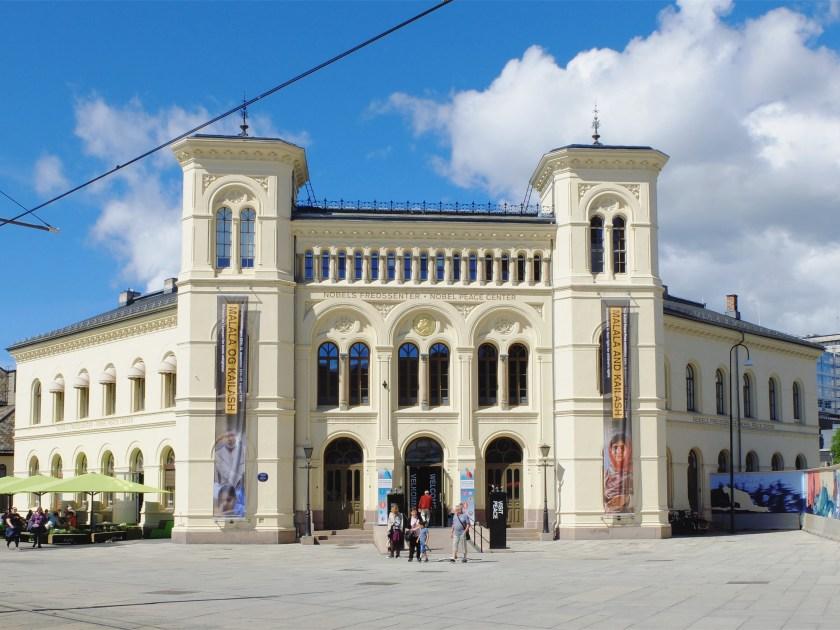 Nobel Peace Center