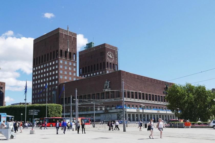 Oslo 2 City Hall
