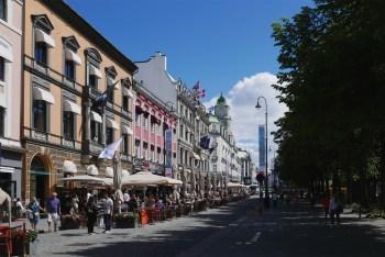 Oslo Karl Johans gate 2