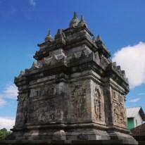 Yogyakarta - Pawon Temple and Mendut 1