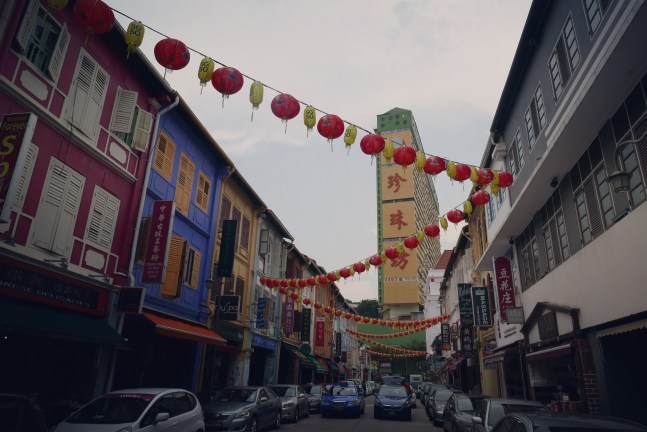 Chinatown - Singapore 1