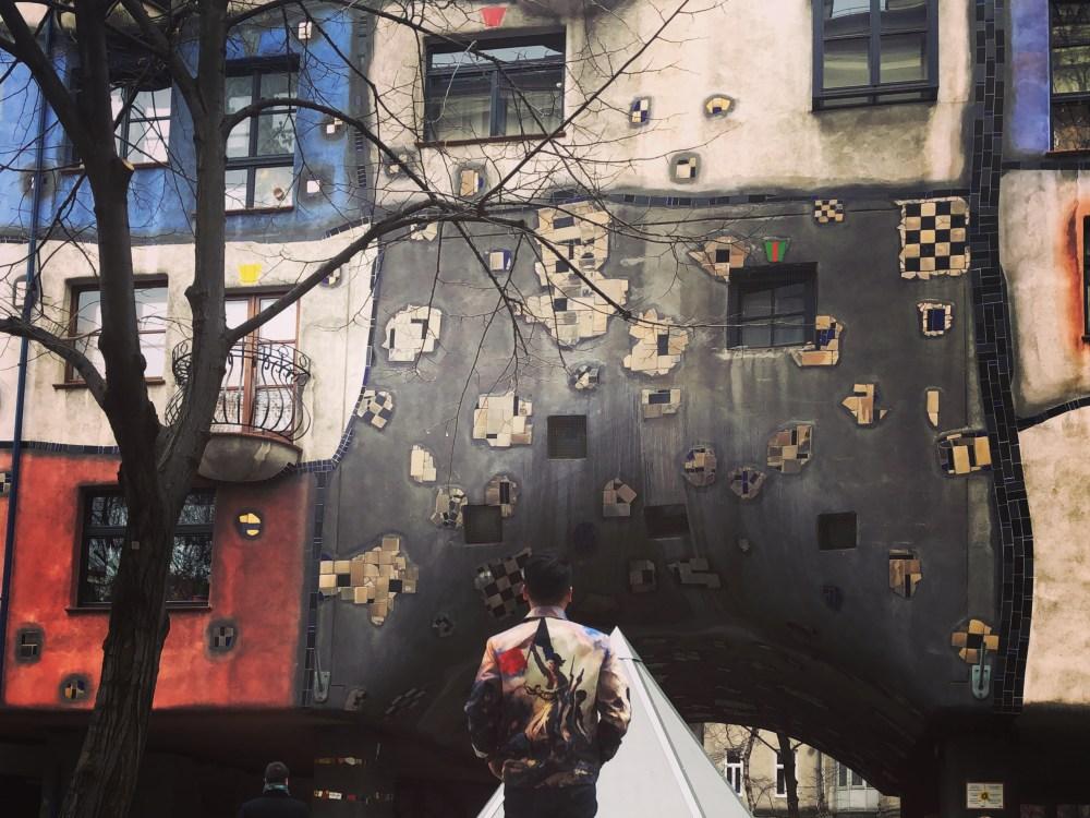 Hundertwasser House 1