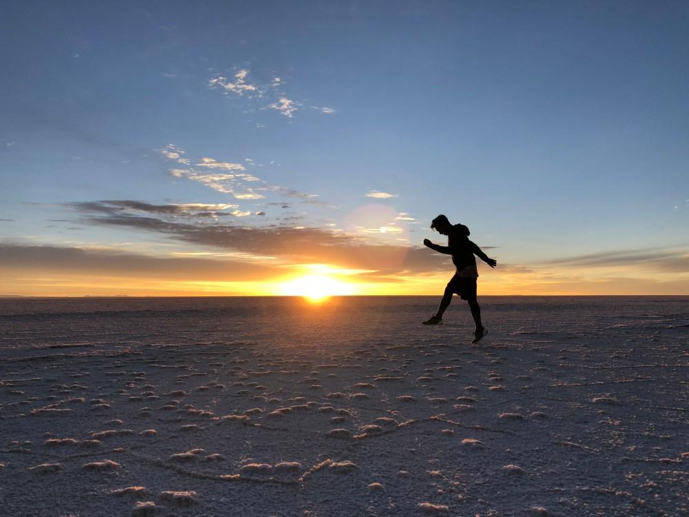 Uyuni Salt Flat, Bolivia 0