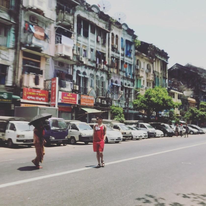 Yangon Thingyan, Myanmar 2
