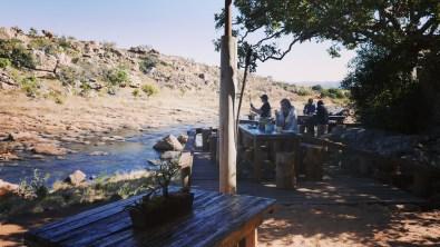 Blyde River Canyon - 12 Potluck Boskombuis