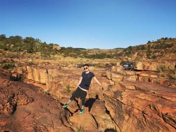 Blyde River Canyon - 13 Bourke's Luck Potholes