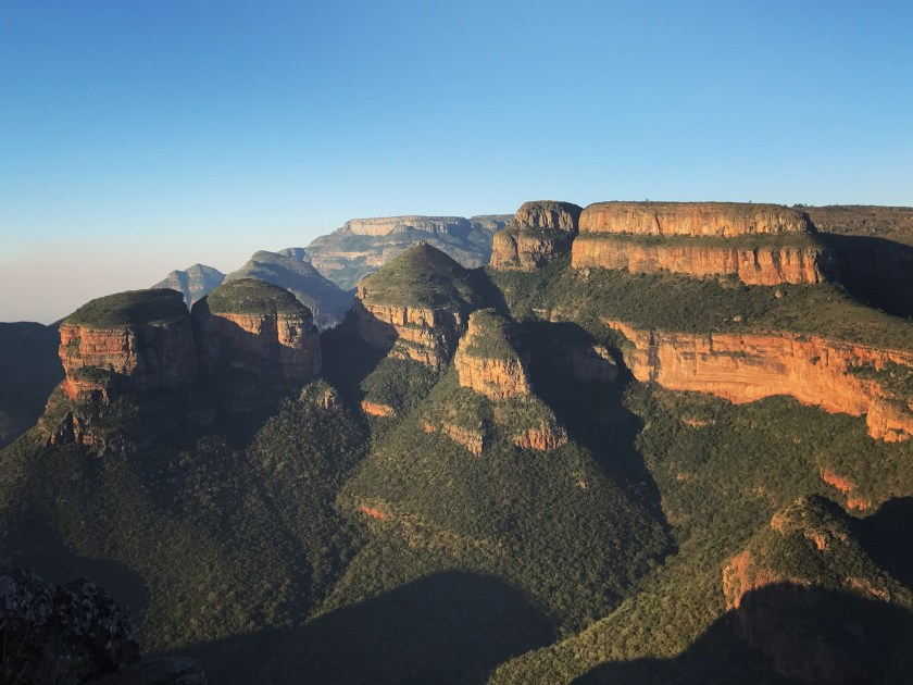 Blyde River Canyon - 16 Three Rondavels