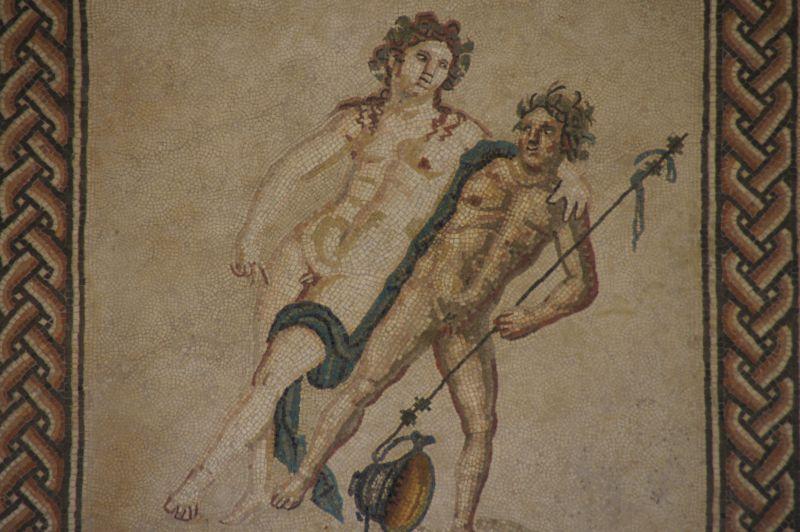 mosaic Romano-Germanic museum