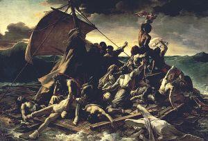 Théodore Géricault, Le Radeau de la Méduse