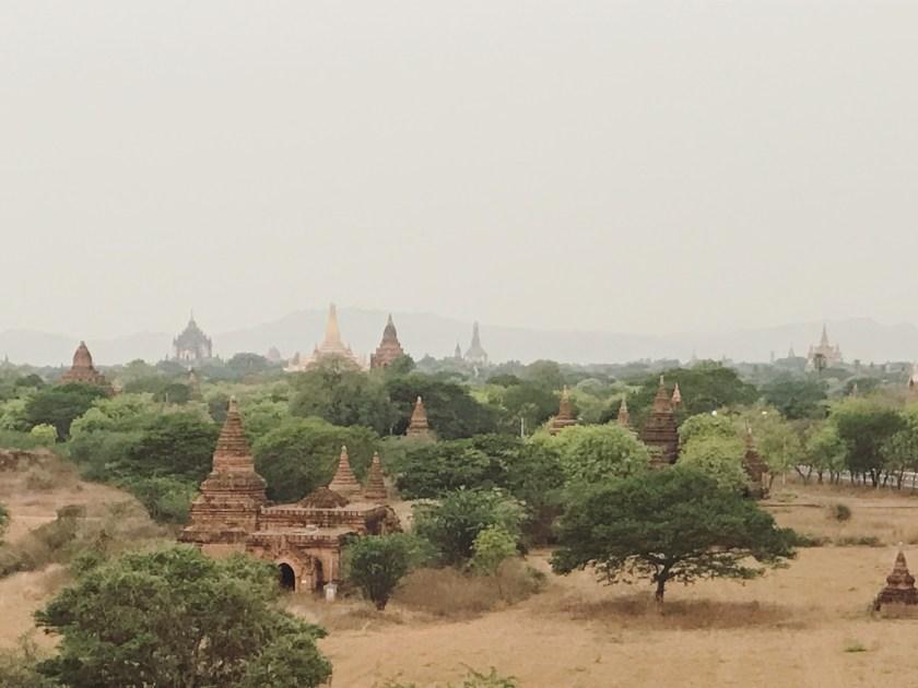 Old Bagan - 1