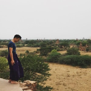 Old Bagan - 14