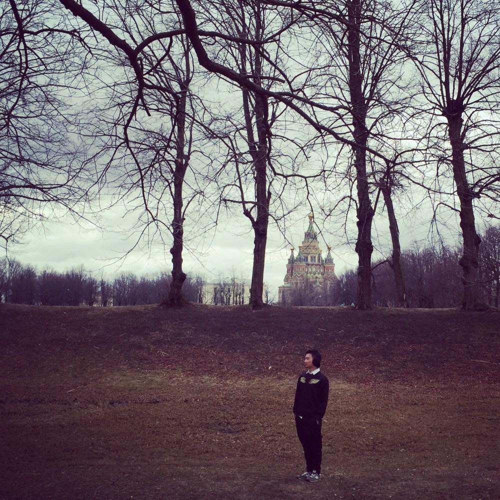 Peterhof - 1