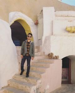 Tunisia 4 - Matmata's Hotel Sidi Driss