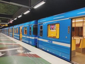 0 Stockhom Subway