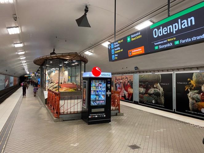 11 Stockholm Subway Citybanan – Odenplan 1