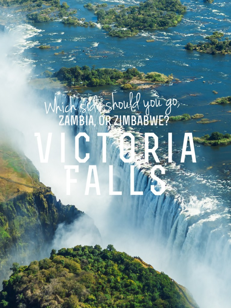 Victoria Falls: Which Side is Better?