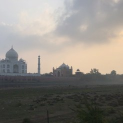 21 Creative ways of shooting Taj Mahal, Mehtab Bagh (Garden Complex)