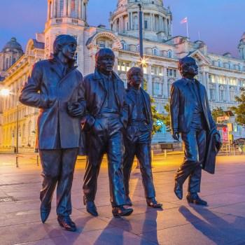 Liverpool Beatles Memorial