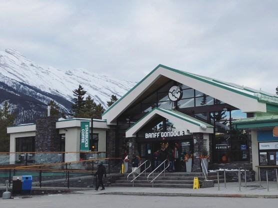 Banff (21) Banff Gondola