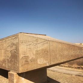 Fallen Obelisk of Hatshepsut