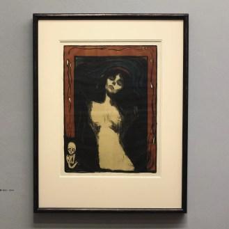 6 Vienna Pass - Albertina 6 Edvard Munch