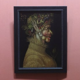 8 Vienna Pass - Kunsthistorisches Museum 3 Summer, by Giuseppe Arcimboldo, 1563