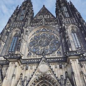 #12 St. Vitus Cathedral, Prague, Czech Republic 1
