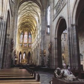 #12 St. Vitus Cathedral, Prague, Czech Republic 2