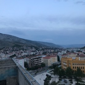 Abandoned Place in the world - 16b Sniper Tower in Mostar