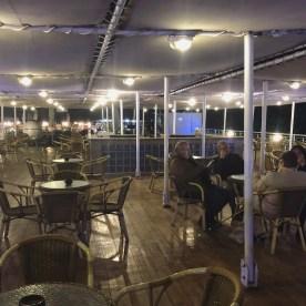 Nile River Cruise 6 Cruise Deck