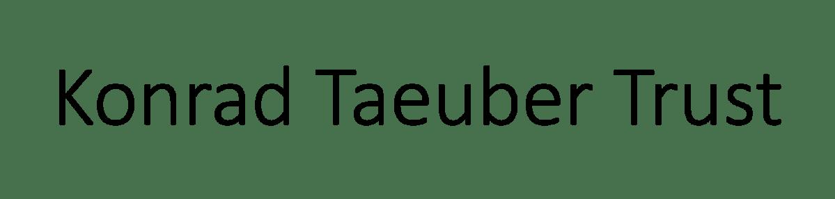 Konrad Taeuber Trust