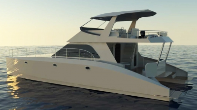 Sensation 1360 luxury catamaran