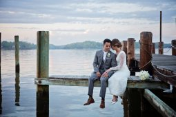 Sitting on the Dock of the Bay by KO Events