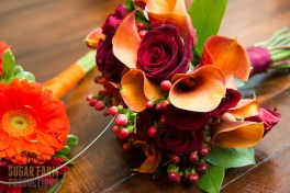 Autumn Flowers by KO Events