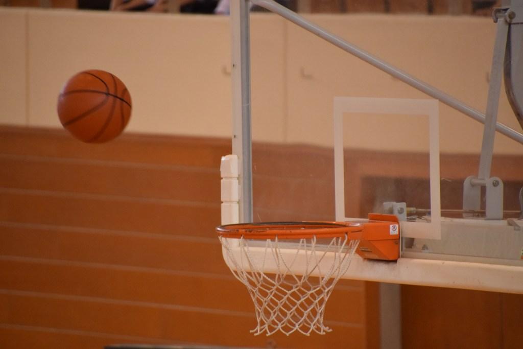 バスケットボール新ルールコートラインデザイン変更