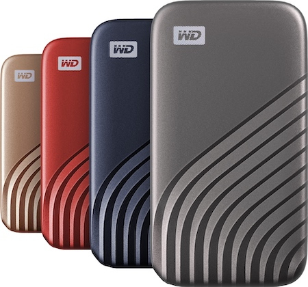 Western Digital releases new My Passport SSD up to 2TB