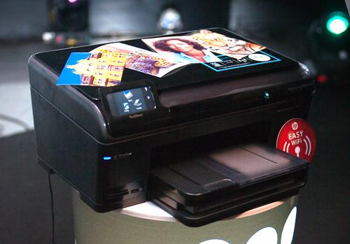 HP представила в Украине новую линейку МФУ PhotoSmart