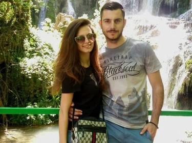 Емил Рачев и Стефани