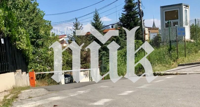 къщата на Слави Трифонов