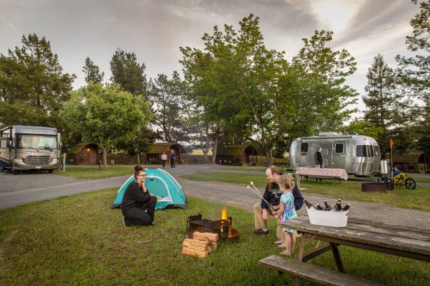 Top Tips for Tent Camping
