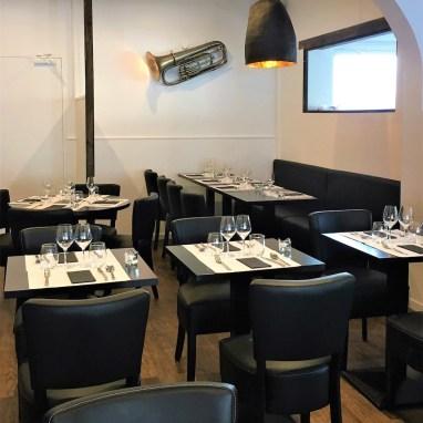 Tables Restaurant Django