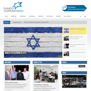 Site – Fundo Judaico