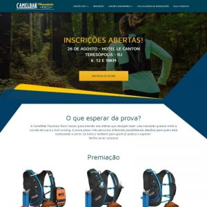 Camelbak Mountain Race