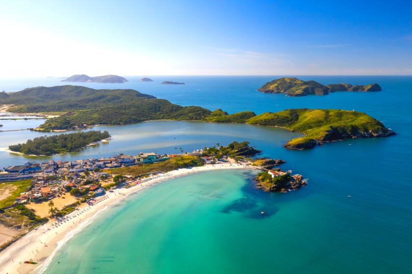 5 destinos para viajar perto de Cabo Frio